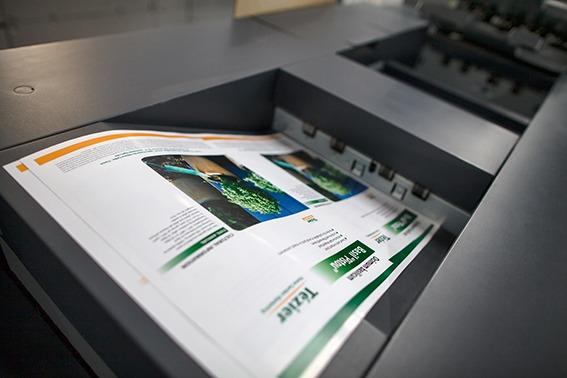 Impression de fiches produits, flyers et dépliants à Valence