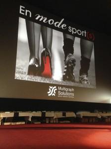 """Multigraph Solutions - Soirée 'En mode sport(s)"""""""